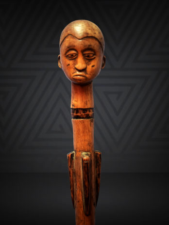 Southern African Walking Staff